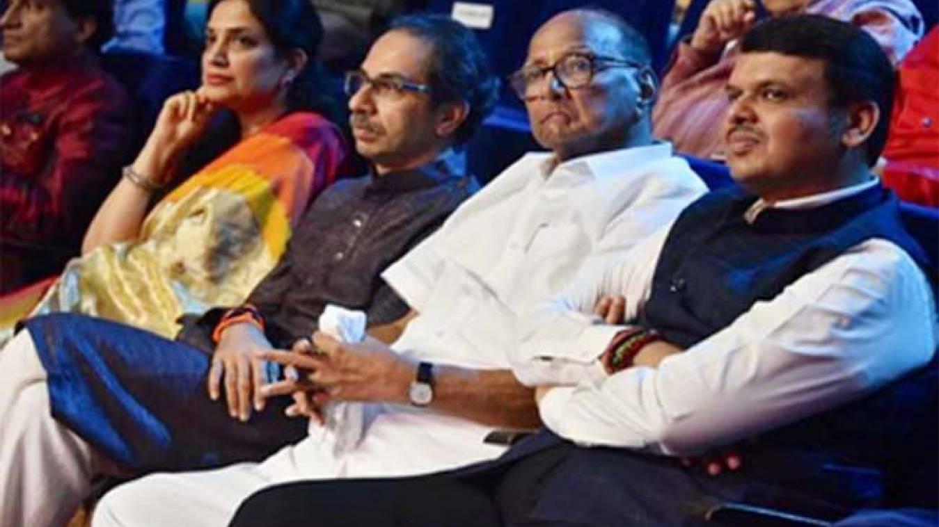 'सामना' में एनसीपी नेता शरद पवार की तारीफ, बीजेपी-शिवसेना में तकरार के बीच तीसरे विकल्प की सुगबुगाहट