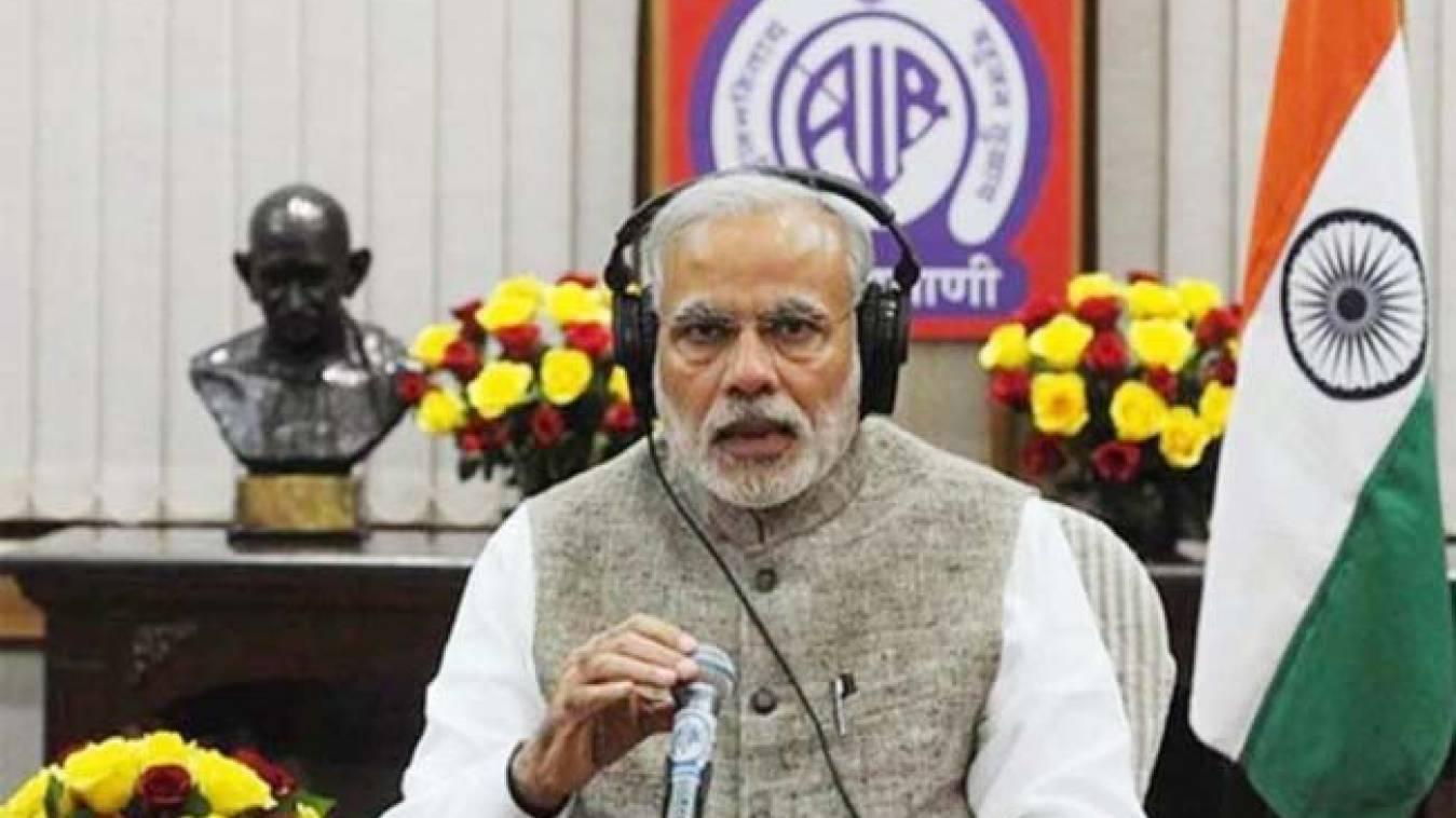'मन की बात' में पीएम मोदी ने दी दिवाली की शुभकामना, बोले-दुनियाभर में खड़ा हो जाता है भारत