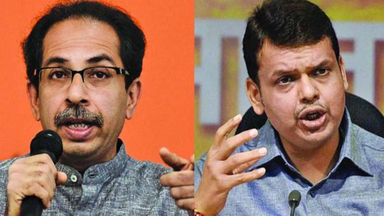 अब सत्ता में बराबरी की हिस्सेदारी की मांग कर रही है शिवसेना, फड़णवीस ने कहा- BJP देगी स्थिर सरकार