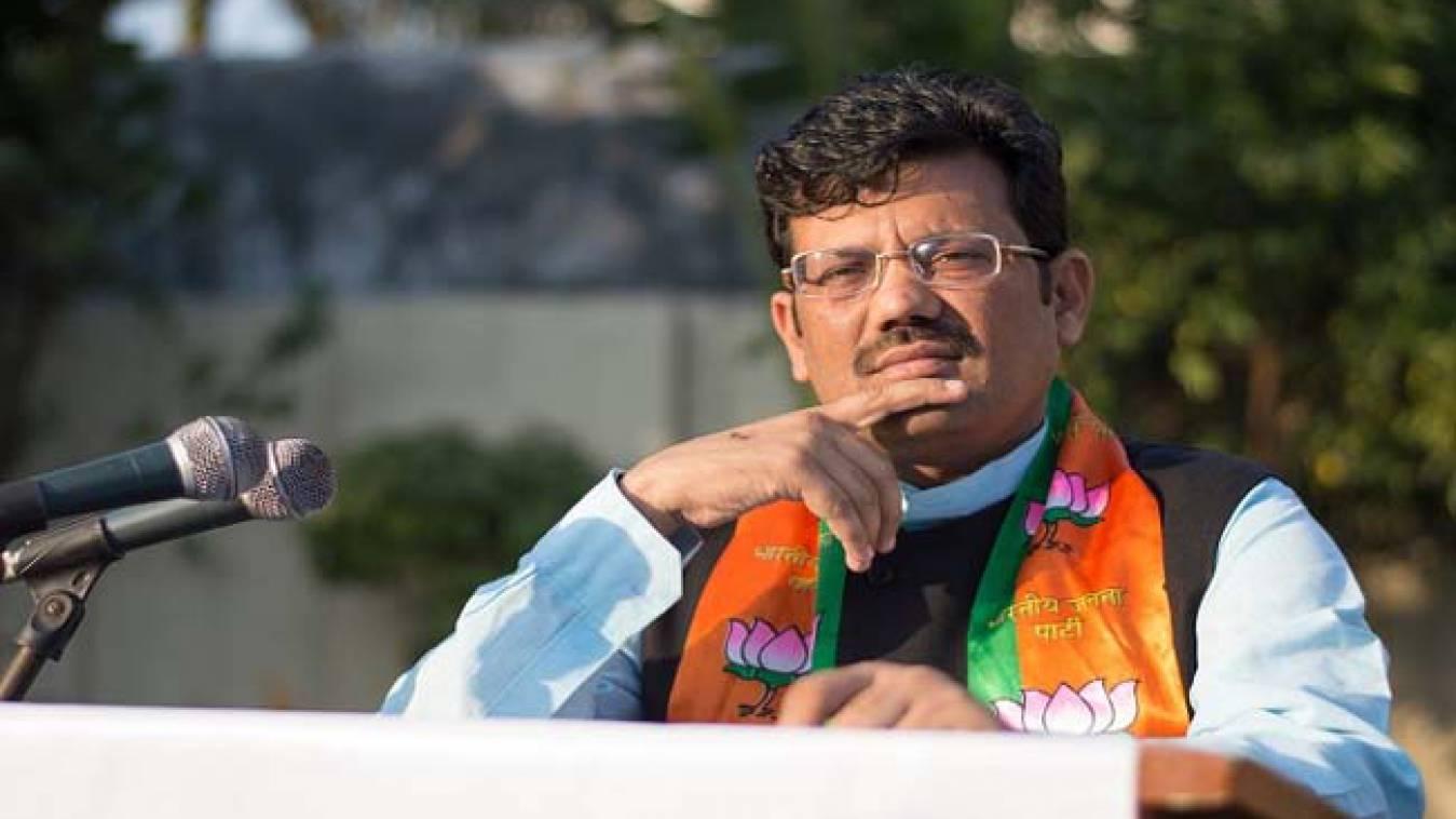 बीजेपी के वरिष्ठ नेता कमल शर्मा का निधन, सुबह ही दी थी देशवासियों को दिवाली की बधाई