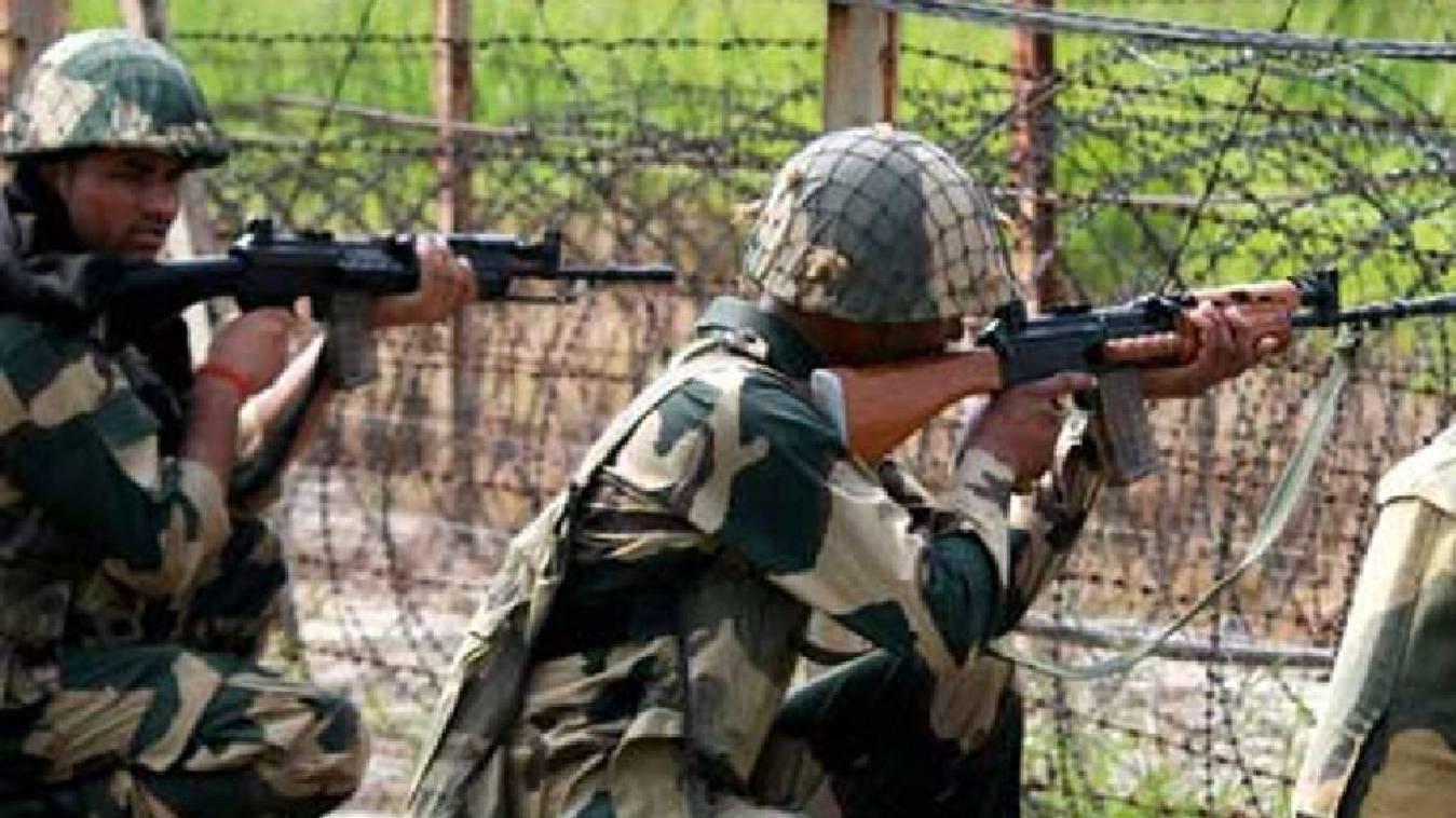 जम्मू-कश्मीर में पाकिस्तान ने फिर किया सीजफायर का उल्लंघन, एक जवान शहीद