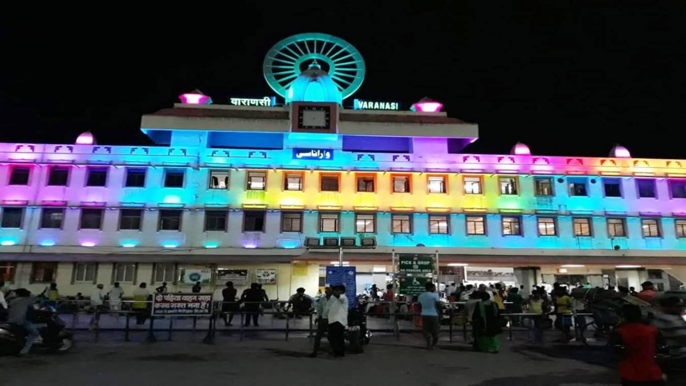 सहूलियत: वाराणसी रेलवे स्टेशन पर दक्षिण भारतीय भाषाओं में होगी घोषणा