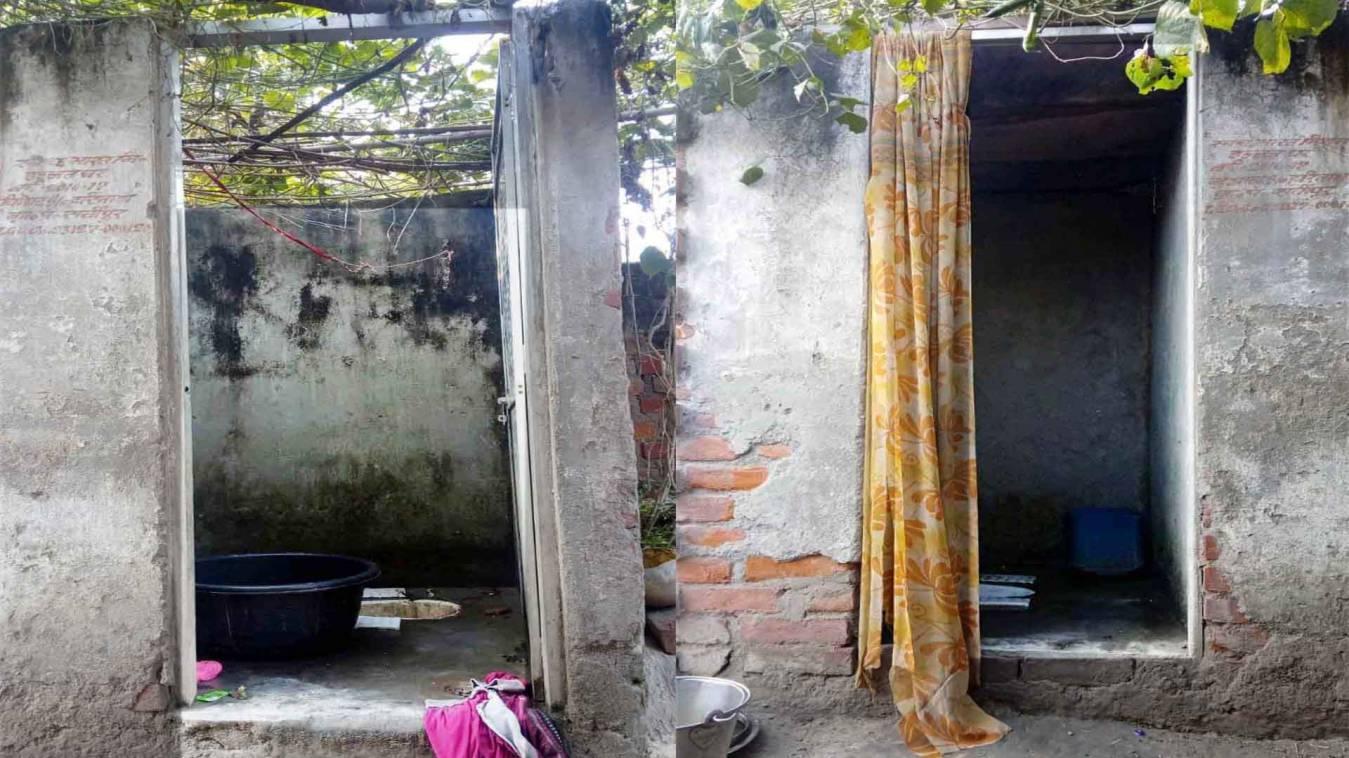 वाराणसी: 'पीएम मोदी के शौचालय में है भ्रष्टाचार की 'मलाई', जिसे प्रधान और ठेकेदार ने है मिलकर खाई'