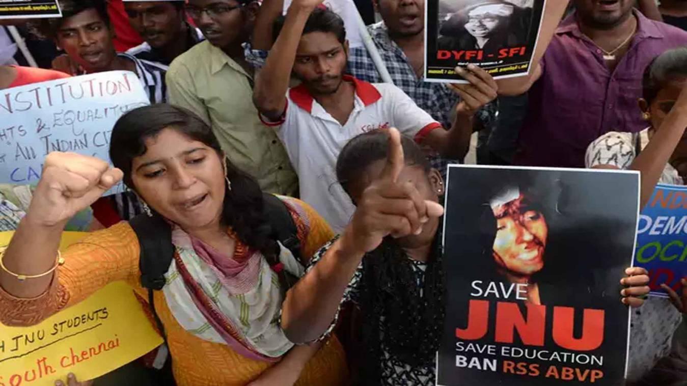 अजीत सिंह का ब्लॉग: जेएनयू पर हमला, संघ-बीजेपी सरकार का सत्तापोषित षड्यंत्र!