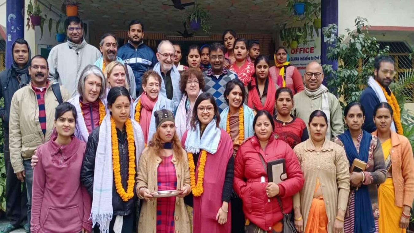 वाराणसी: अमेरिकी दल ने किया पीएम मोदी के गांव 'नागेपुर' का भ्रमण, कहा- ऐसा कहीं नहीं होता.......