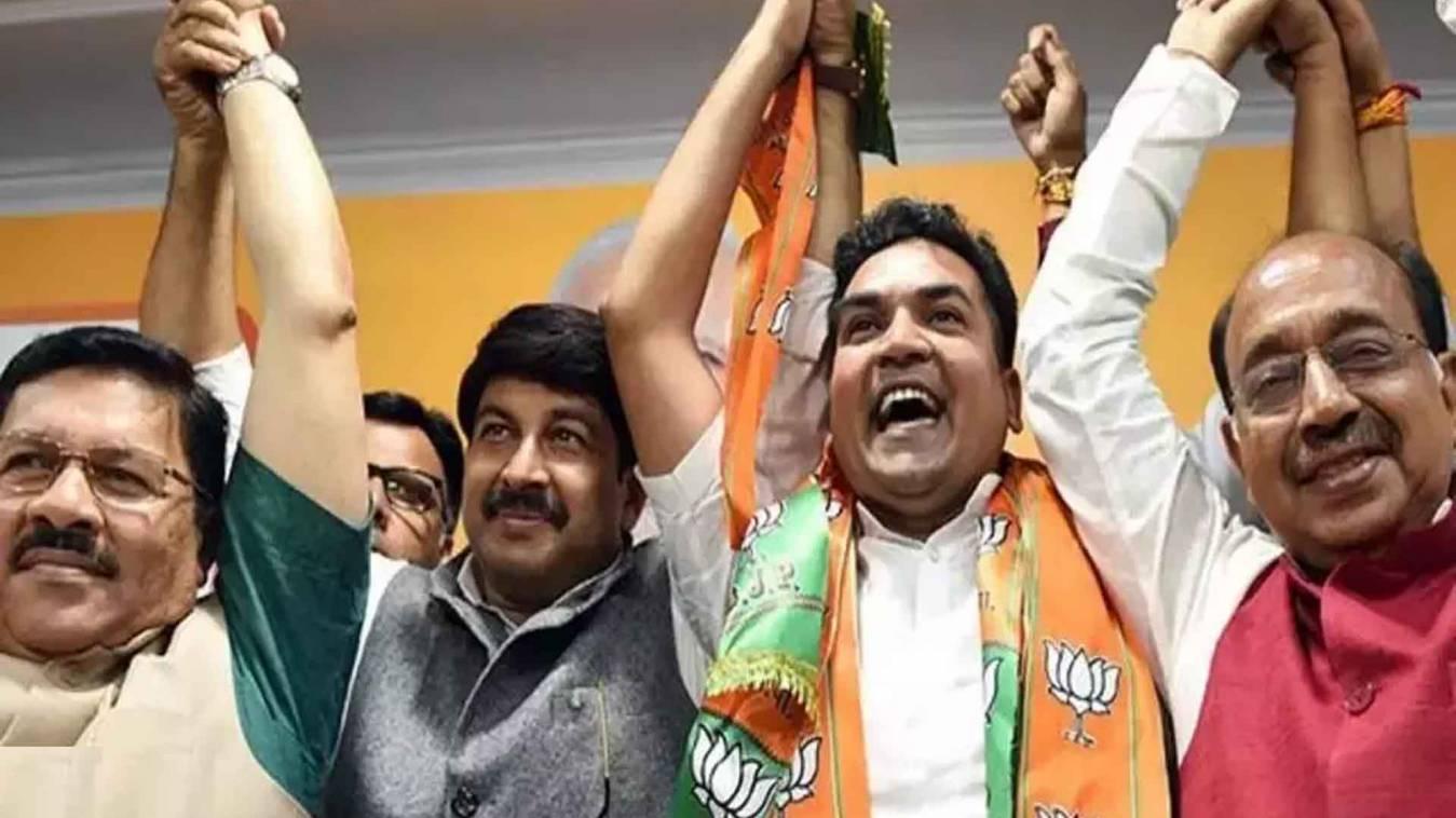 दिल्ली चुनाव: 'Ind vs Pak' ट्वीट पर बढ़ीं  बीजेपी की मुश्किलें, चुनाव आयोग ने जारी किया नोटिस