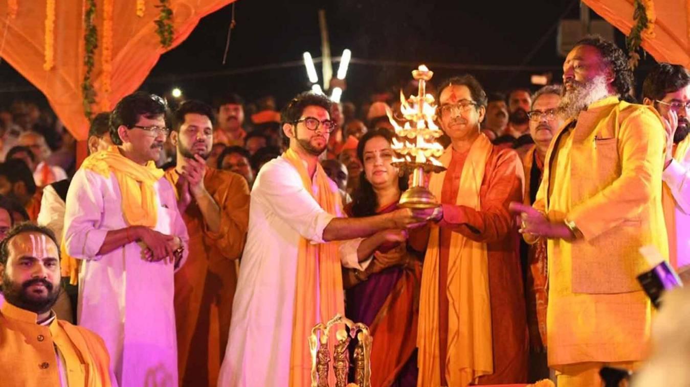 महाराष्ट्र के मुख्यमंत्री उद्धव ठाकरे सात मार्च को जाएंगे अयोध्या, लेंगे भगवान राम का आशीर्वाद