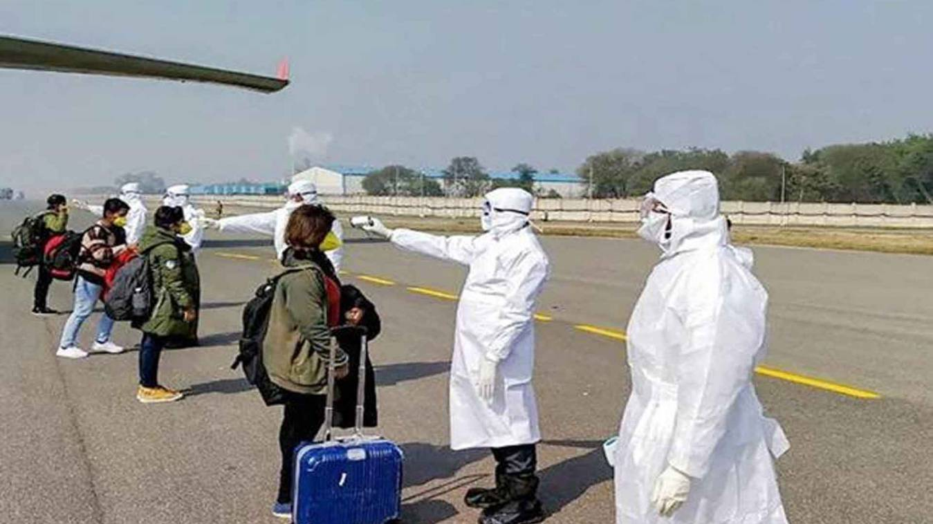 बनारस आने वाले चीनी नागरिक की होगी सघन जांच,कोरोना को लेकर जिला प्रशासन अलर्ट