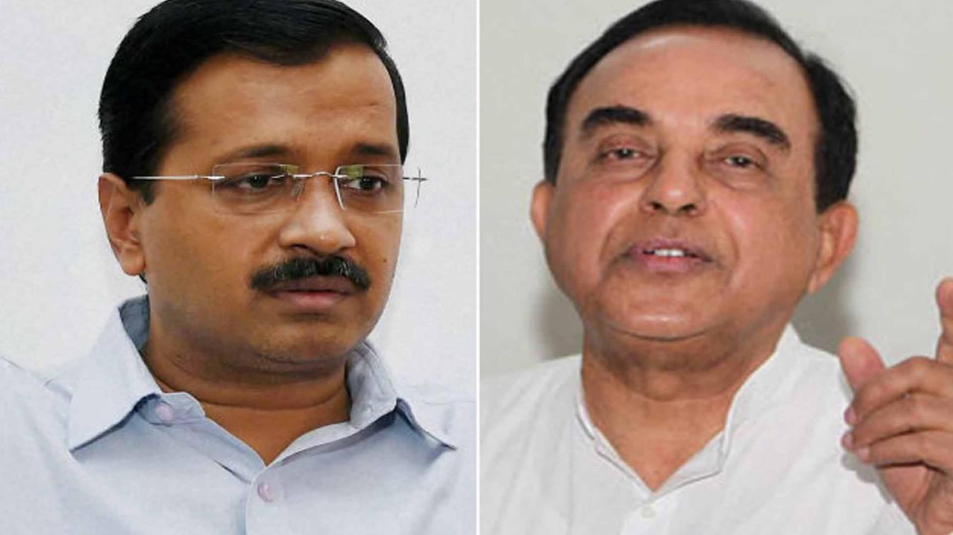 दिल्ली वोटिंग के बीच BJP सांसद सुब्रमण्यम स्वामी ने कहा- 'आप' की झाड़ू को मिल रहे हैं बंपर वोट