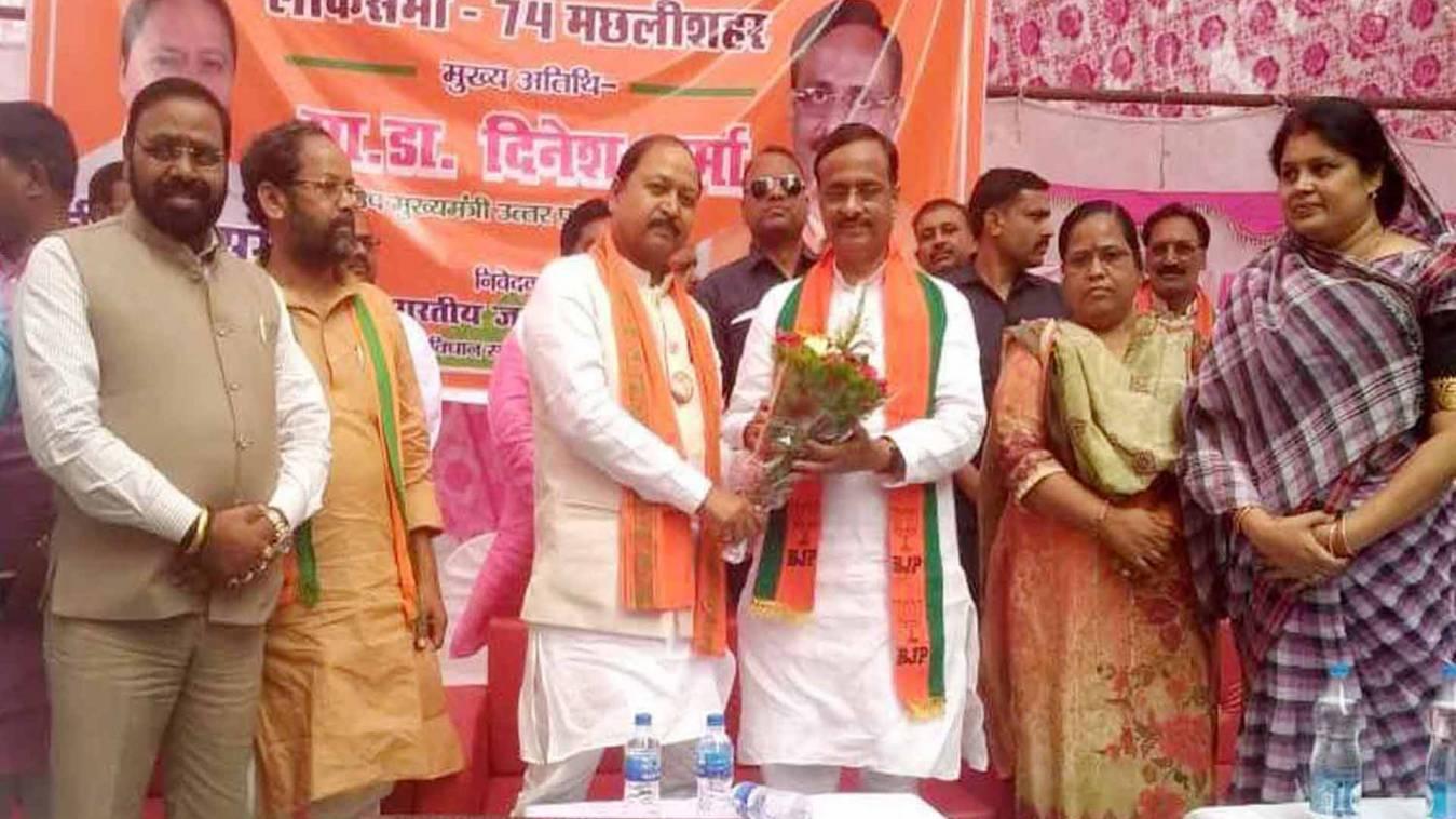 वाराणसी: वोट लेने के बाद बीजेपी सांसद बीपी सरोज जनता को भूले,पिंडरा में बुनियादी सुविधाएं बेहाल