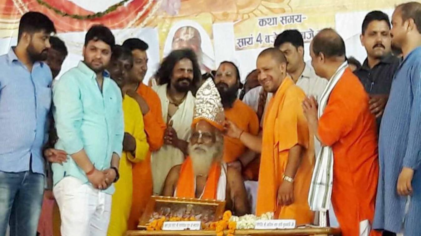 राम मंदिर ट्रस्ट में होगी महंत नृत्यगोपाल की एंट्री!, कार सेवा से चंदा जमा करने तक में निभा चुके हैं अहम भूमिका