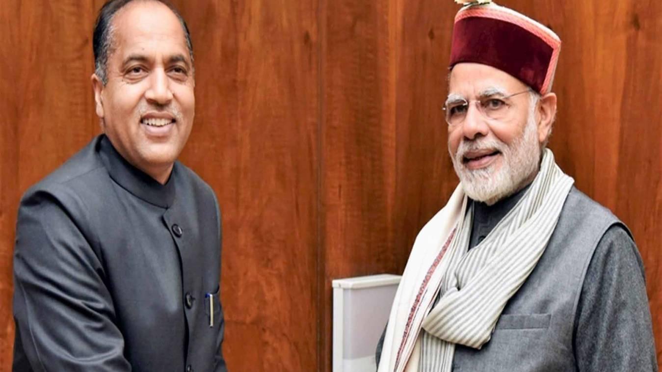 जो कहेगा 'भारत माता की जय' वही रहेगा भारत में, नहीं तो... : हिमाचल CM