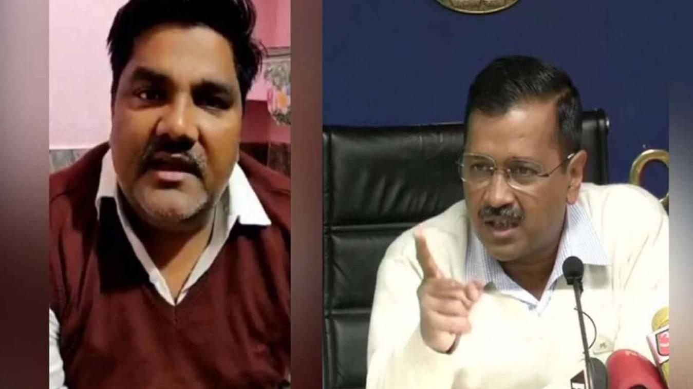 दिल्ली हिंसा: ताहिर हुसैन AAP से सस्पेंड, आरोप साबित होने तक साथ खड़ा नहीं रह सके केजरीवाल