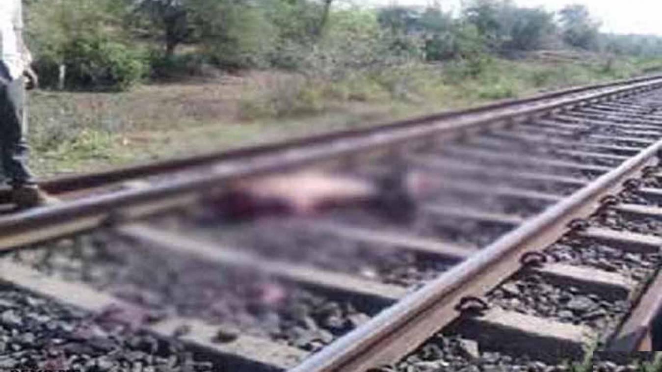 वाराणसी: कादीपुर रेलवे स्टेशन के समीप ट्रैक पर मिला युवक का शव, हत्या की आशंका