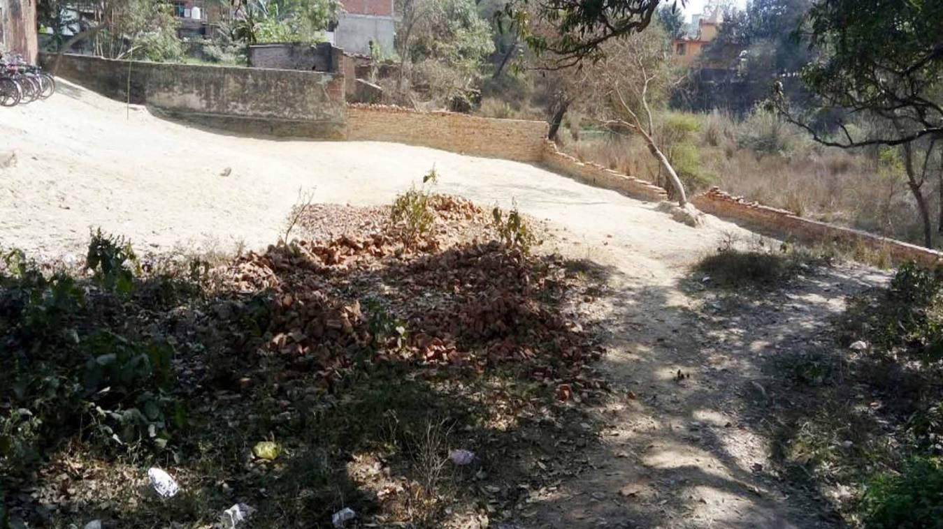 वाराणसी: भीटे की जमीन पर कर रहे थे अवैध कब्जा,  आठ लोगों के खिलाफ मुकदमा दर्ज