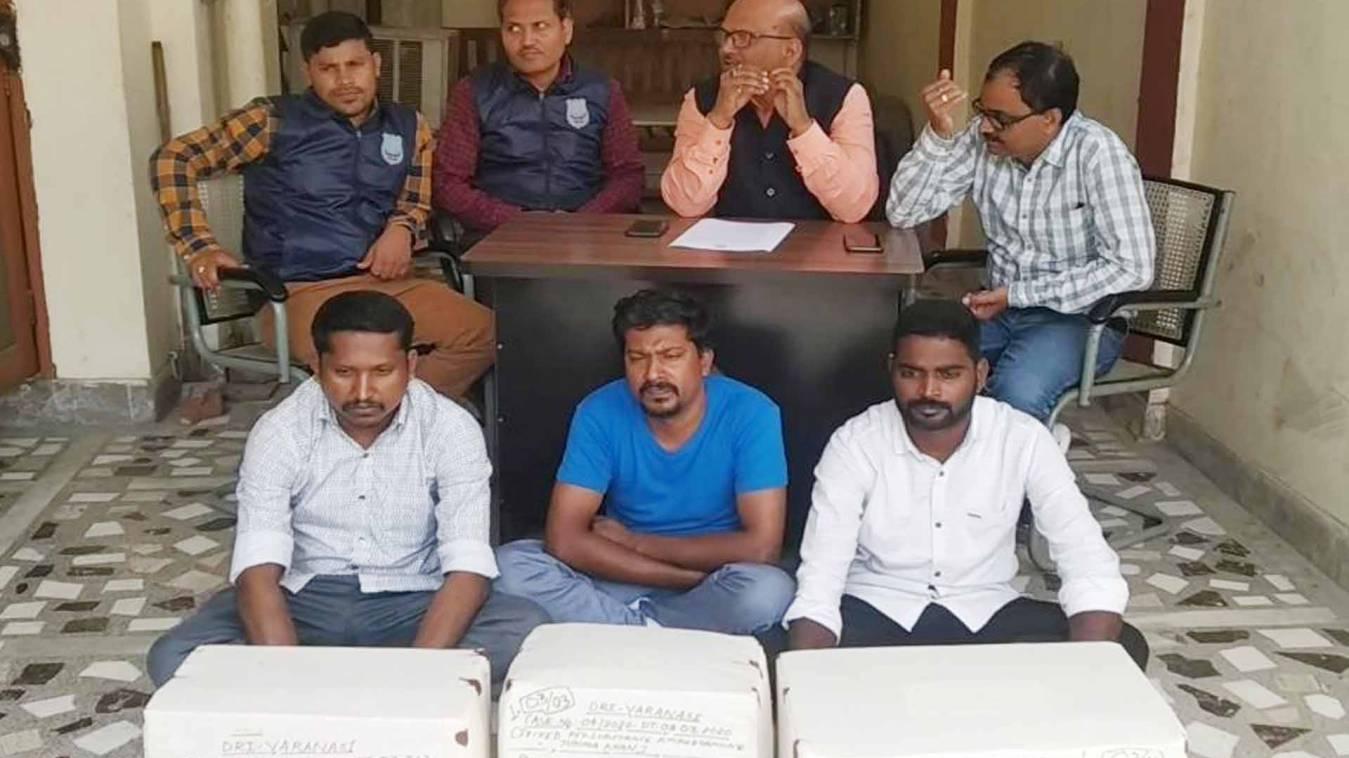 वाराणसी: डीआरआई टीम को मिली बड़ी कामयाबी, 15 करोड़ का Heavy ड्रग्स बरामद