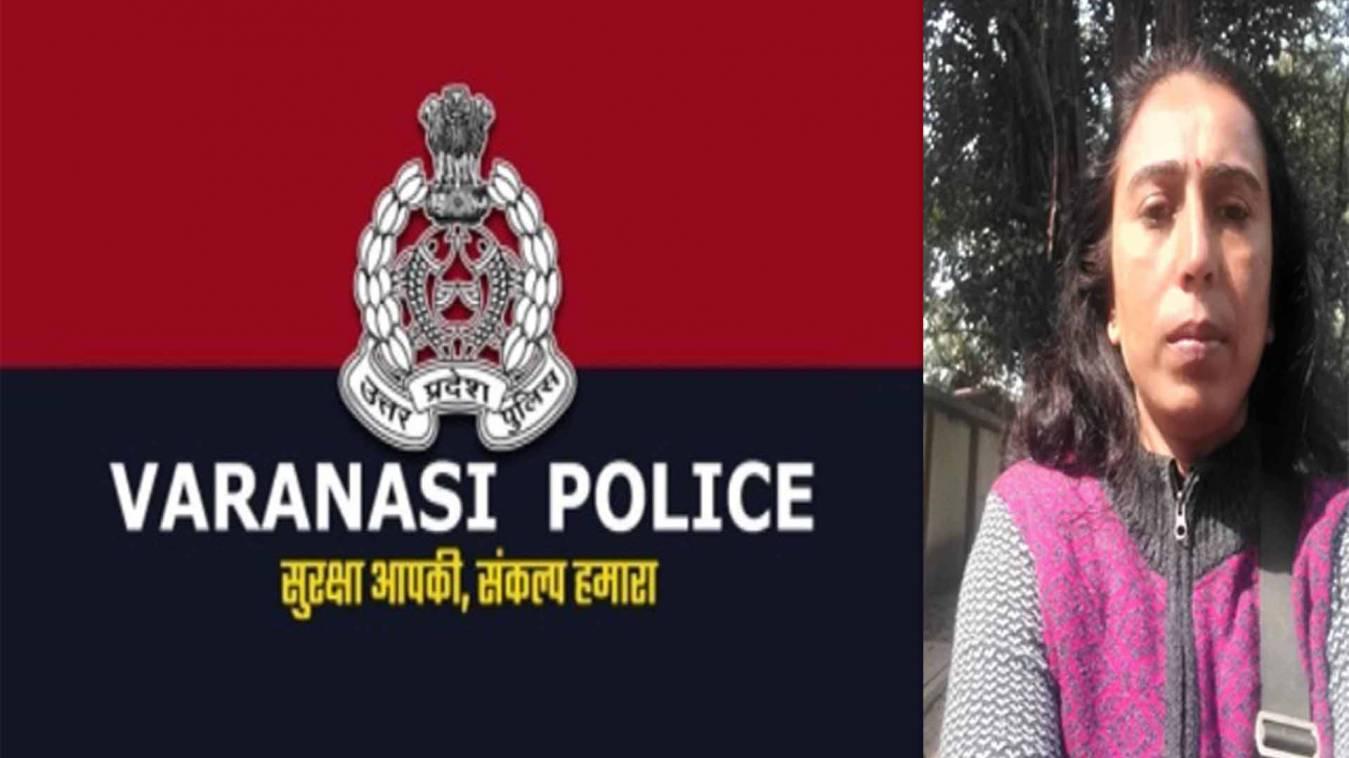 वाराणसी: पीएम मोदी के संसदीय क्षेत्र में थाने का चक्कर काट रही महिला, नहीं मिल रहा न्याय