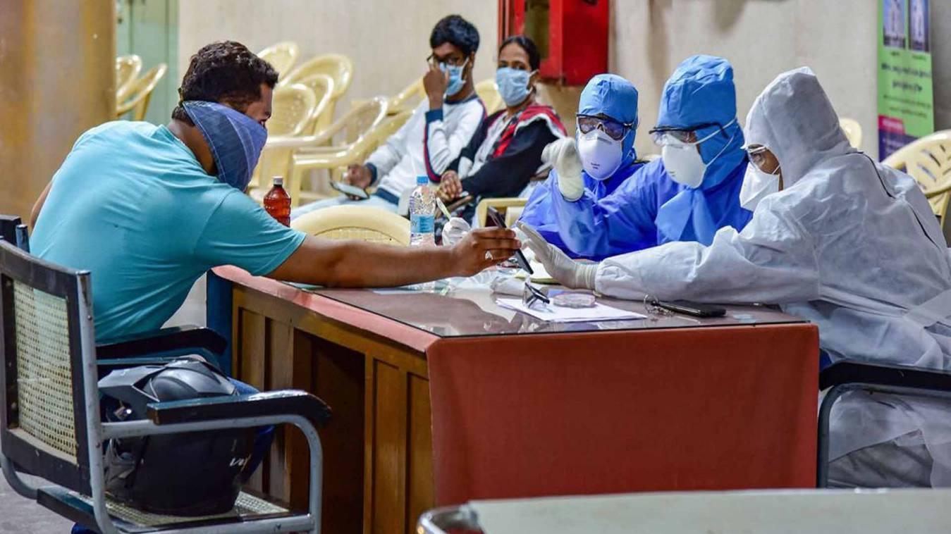 भारत में बताई गई संख्या से काफी अधिक हैं कोरोना वायरस के मरीज, शोध में दावा