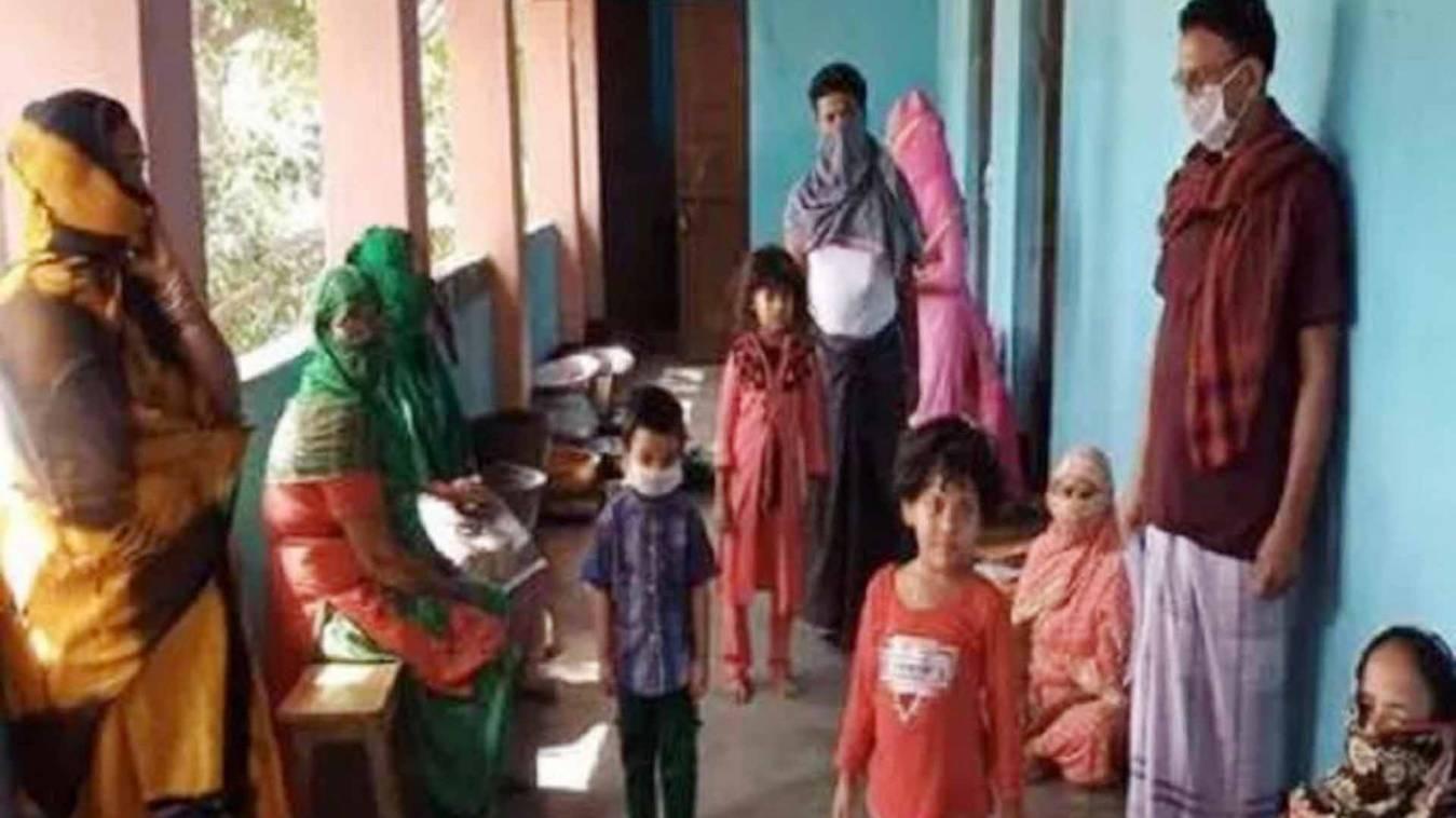 कोरोना: शादी के अगले दिन ही लागू हो गया लॉकडाउन, 22 दिन से छपरा में फंसे हैं कोलकाता से आए 36 बाराती