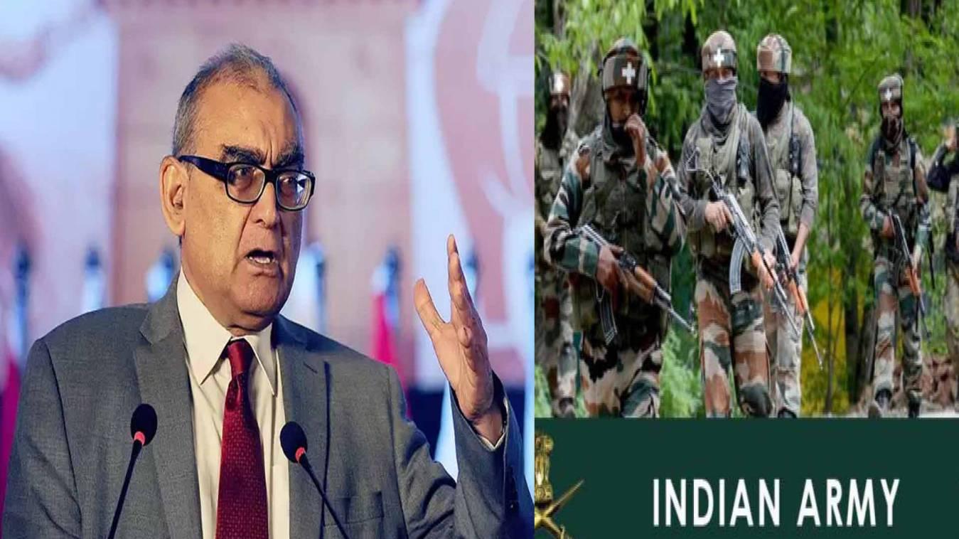सुप्रीम कोर्ट के पूर्व जज जस्टिस काटजू ने भारतीय सेना को बताया 'फेक आर्मी'