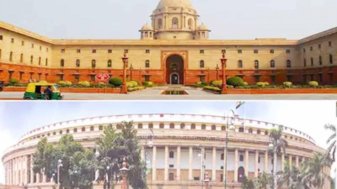Breaking: राष्ट्रपति भवन के बाद संसद पहुंचा कोरोना, हाउसकीपिंग कर्मचारी वायरस के चपेट में