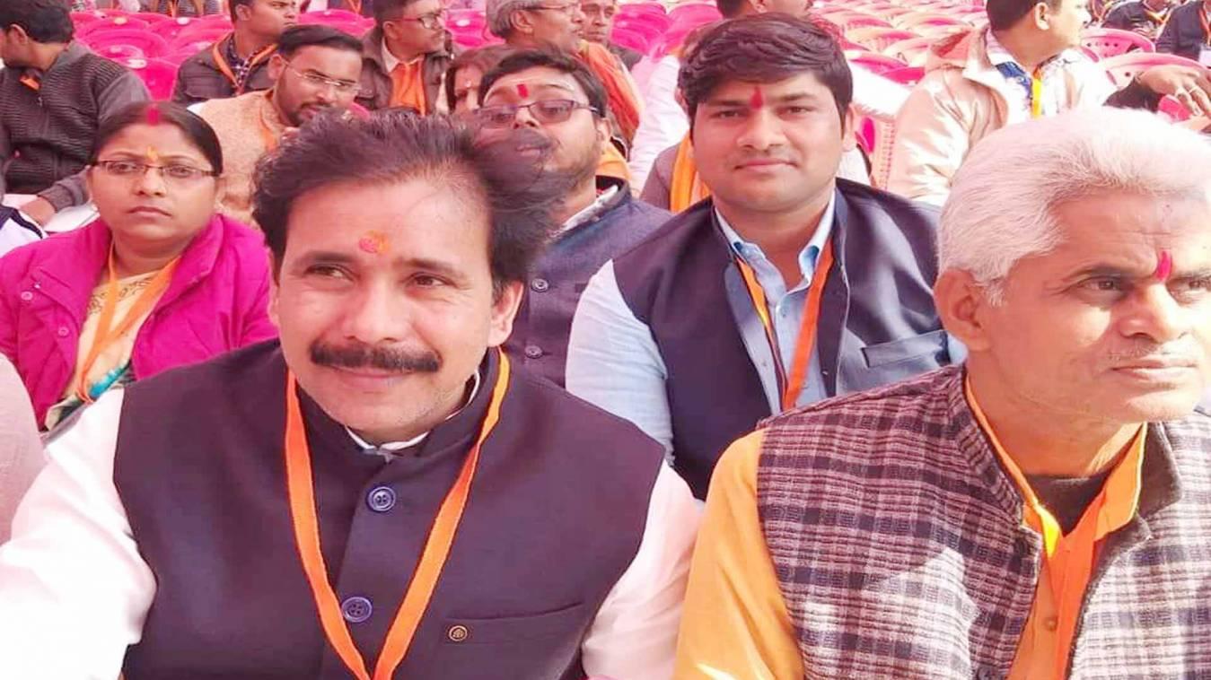 वाराणसी: सभासद पति के भ्रष्टाचार का हुआ हल्ला तो भाजपा ने झाड़ा अपना पल्ला
