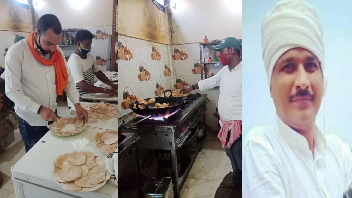 वाराणसी: कई आमरण अनशन कर चुके 'डंडा गुरु' खुद मुहैया करा रहें सैकड़ों परिवार को निवाला