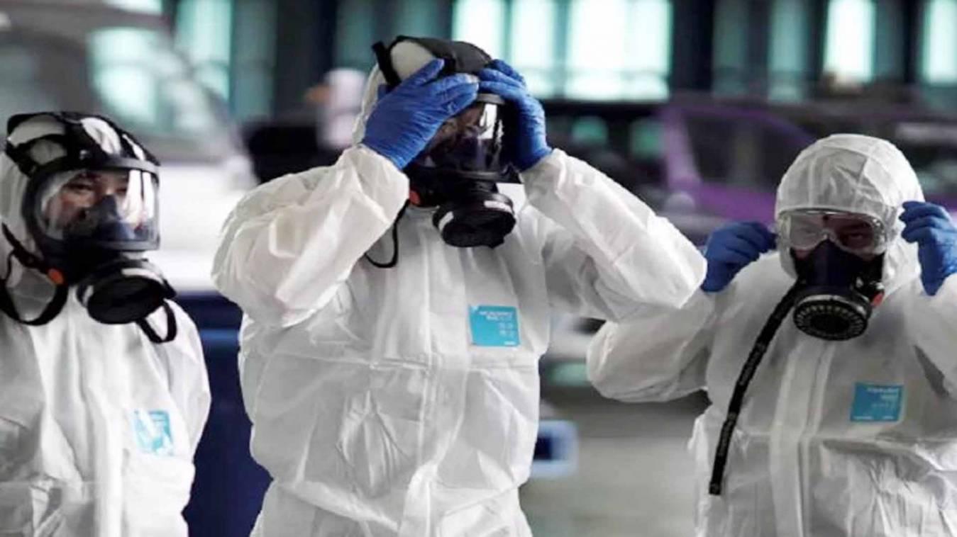 चिंता: भारत में कोरोना संक्रमितों का आंकड़ा पहुंचा 1 लाख के पार, 3,163 मौतें