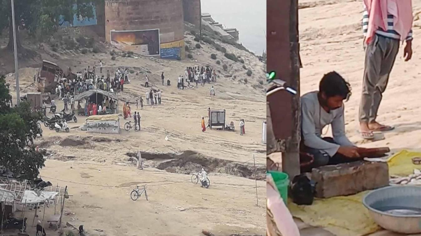 वाराणसी: रामनगर थाने के कस्बा इंचार्ज शह पर रामनगर में चल रहे अवैध कार्य!