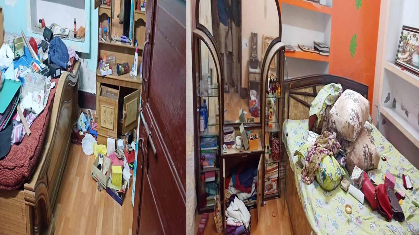 वाराणसी: लॉकडाउन में चोरों के पौ बारह, बंद मकान से किया लाखों का माल पार