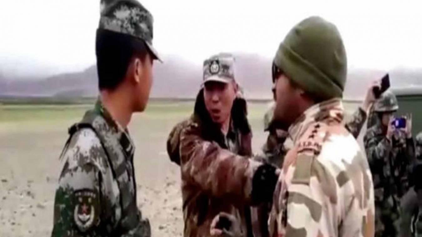 Breaking: लद्दाख में भारत-चीन के सैनिकों में हिंसक झड़प, एक भारतीय अफसर और दो जवान शहीद