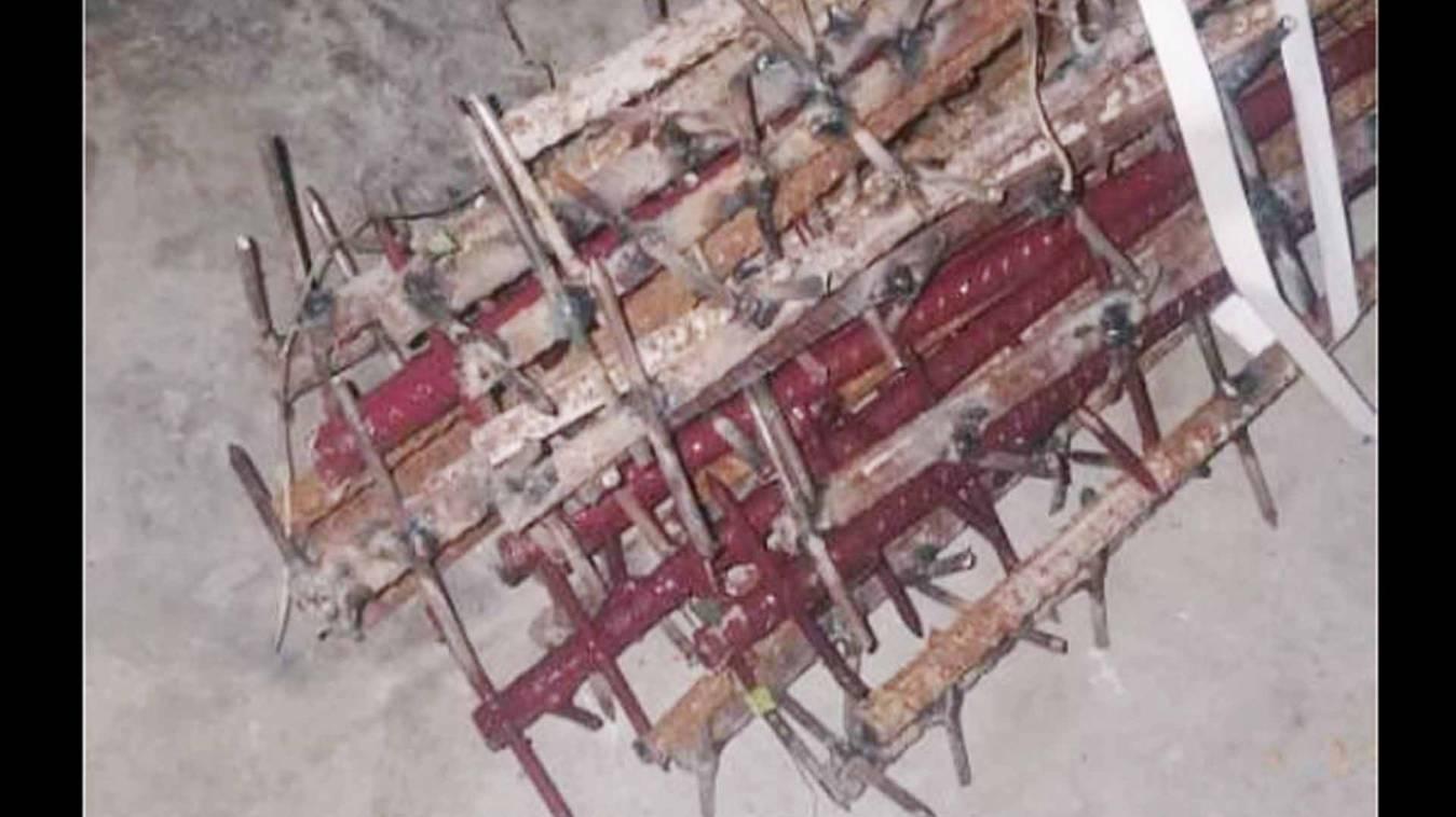 दुस्साहस: ये हैं वो हथियार जिनसे चीनी सैनिकों ने किया था कर्नल बाबू और भारतीय जवानों पर हमला