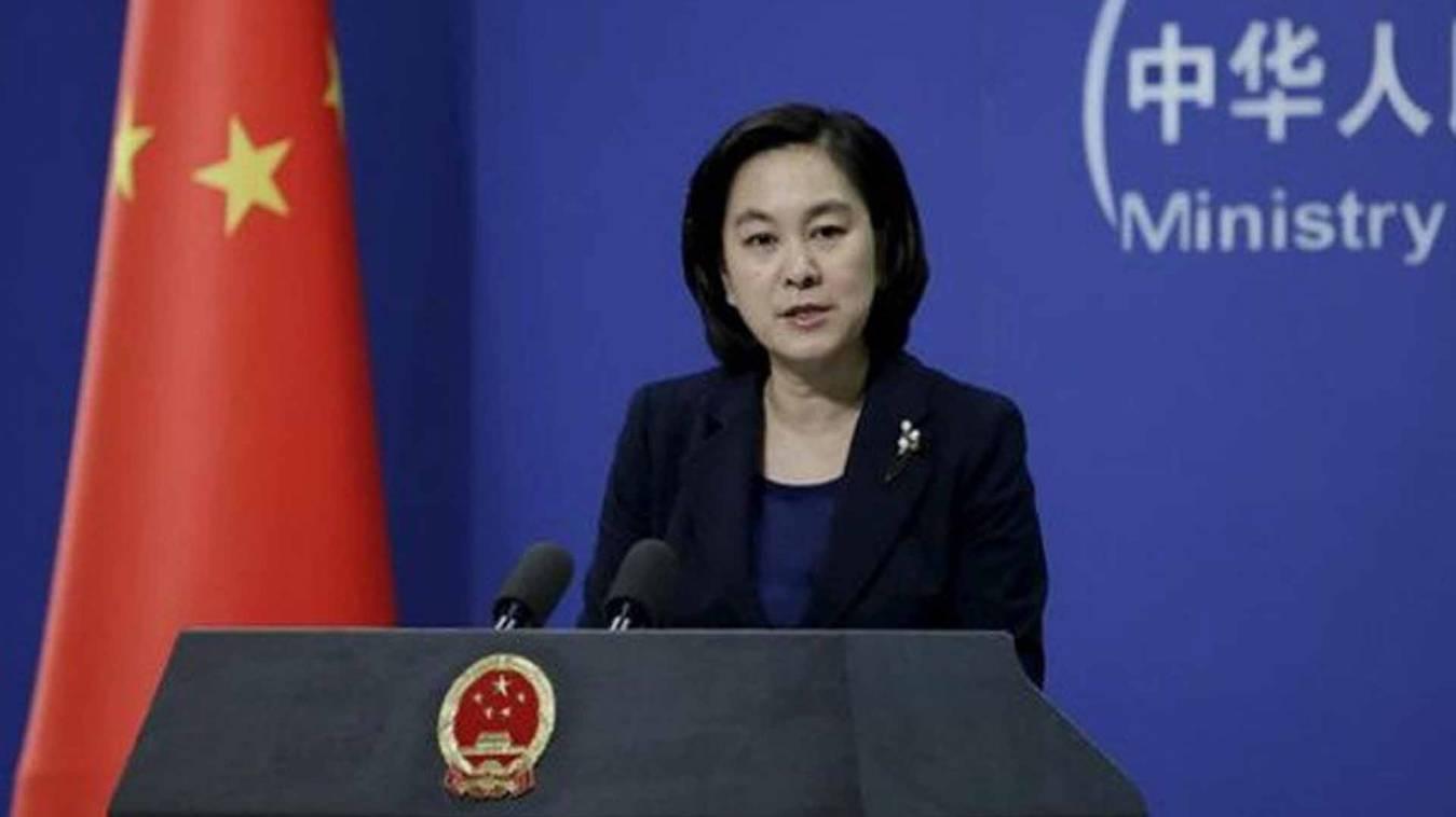 सीमा विवाद: चीन विदेश मंत्रालय ने जारी किया बयान, भारत पर लगाया सैनिकों को उकसाने का आरोप