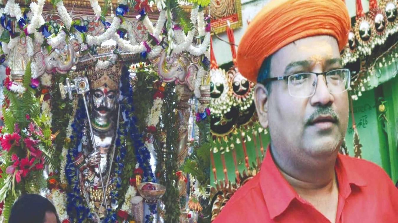 वाराणसी: भगवान पर भी कोरोना का कहर, नहीं निकलेगी काल भैरव की स्वर्ण-रजत प्रतिमा की शोभायात्रा
