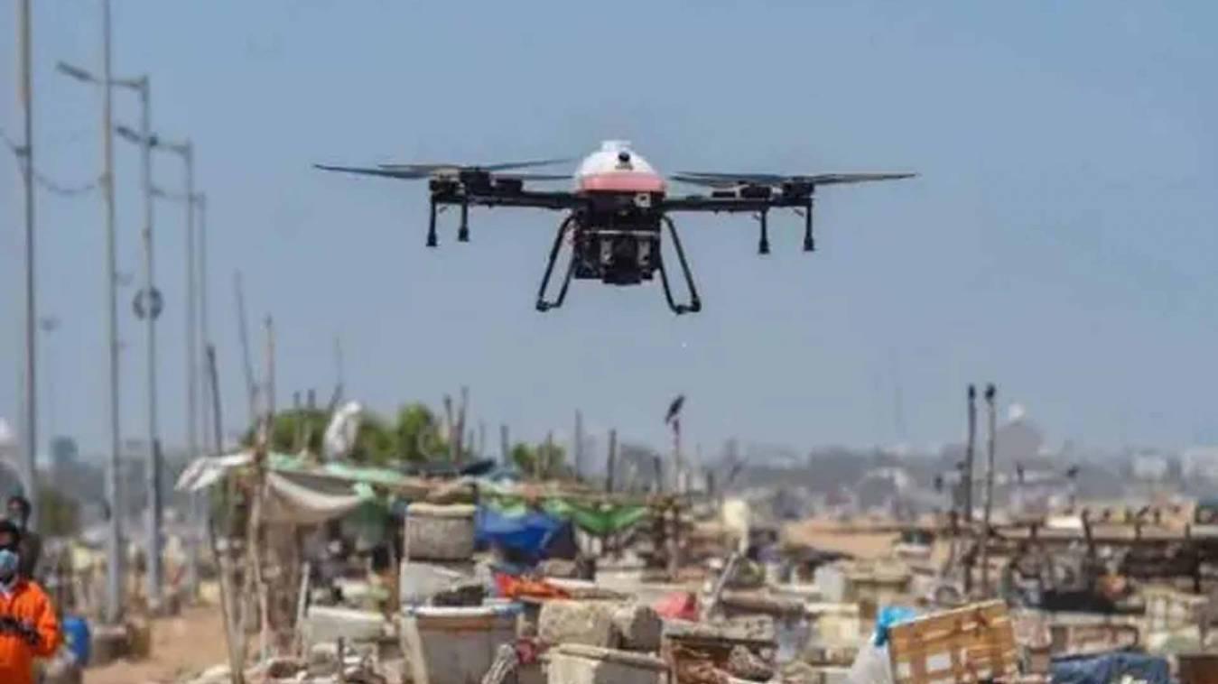 वाराणसी: हाईअलर्ट में कैसे मिल गई ड्रोन उड़ाने की परमीशन?, चर्चा का विषय बनी प्रशासन की लापरवाही