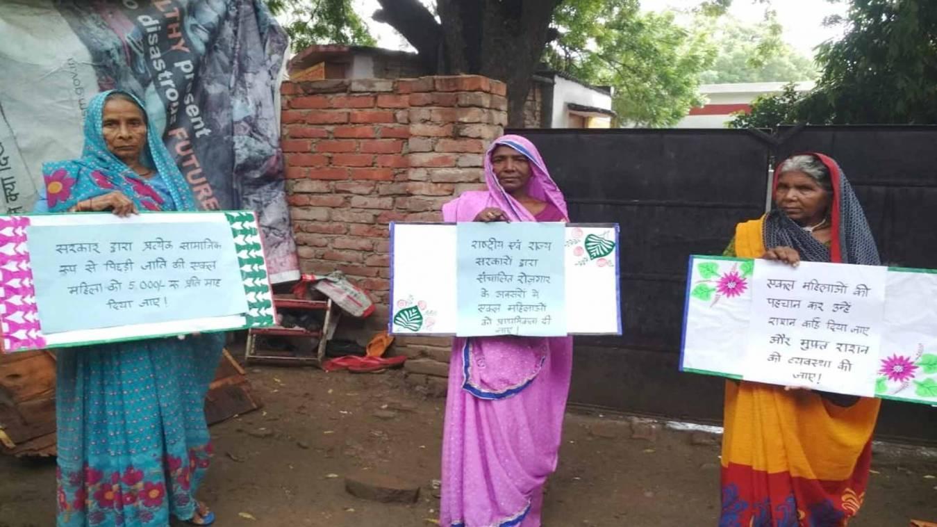 वाराणसी: एकल महिलाओं के अधिकारों को इस ट्विटाथन अभियान में मिला पीएम के काशी का समर्थन
