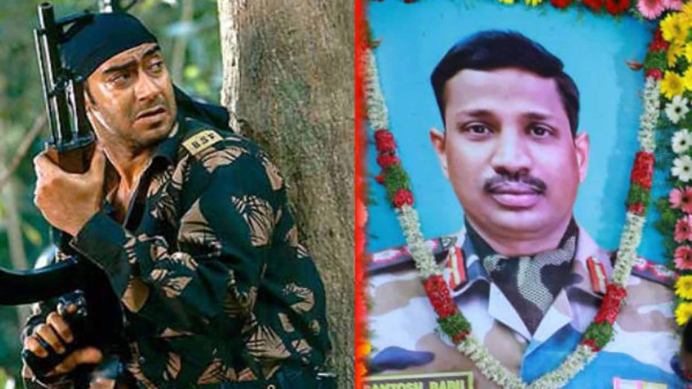 गलवान घाटी में हुई झड़प पर फिल्म बनाएंगे अजय देवगन, बड़े पर्दे पर दिखेगी सेना के पराक्रम की कहानी