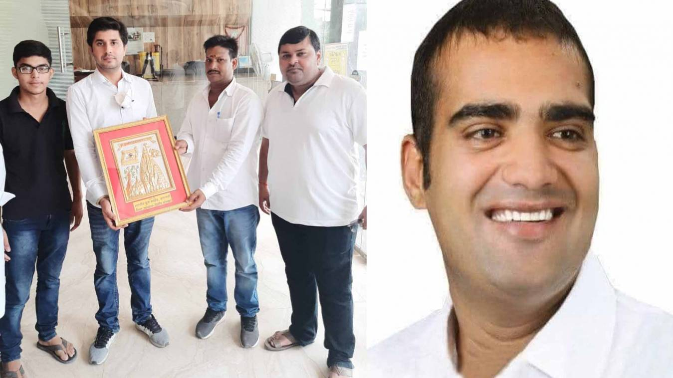 वाराणसी: युवा कांग्रेसियों ने राष्ट्रीय सचिव का किया अभिनन्दन, राहुल राव बने राष्ट्रीय मीडिया प्रभारी