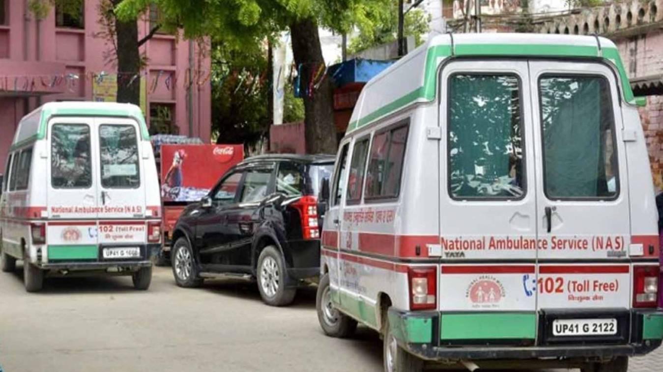 वाराणसी: थानों पर नहीं पहुंची एम्बुलेंस तो 10 एम्बुलेंस मलिकों के विरूद्ध दर्ज हुआ मुकदमा
