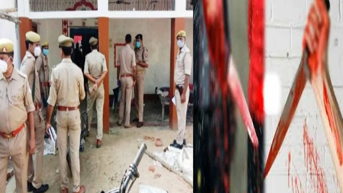 वाराणसी: सो रहे थे दो नाबालिग भाई और किसी ने धारदार हथियार से किया प्रहार और हो गई मौत
