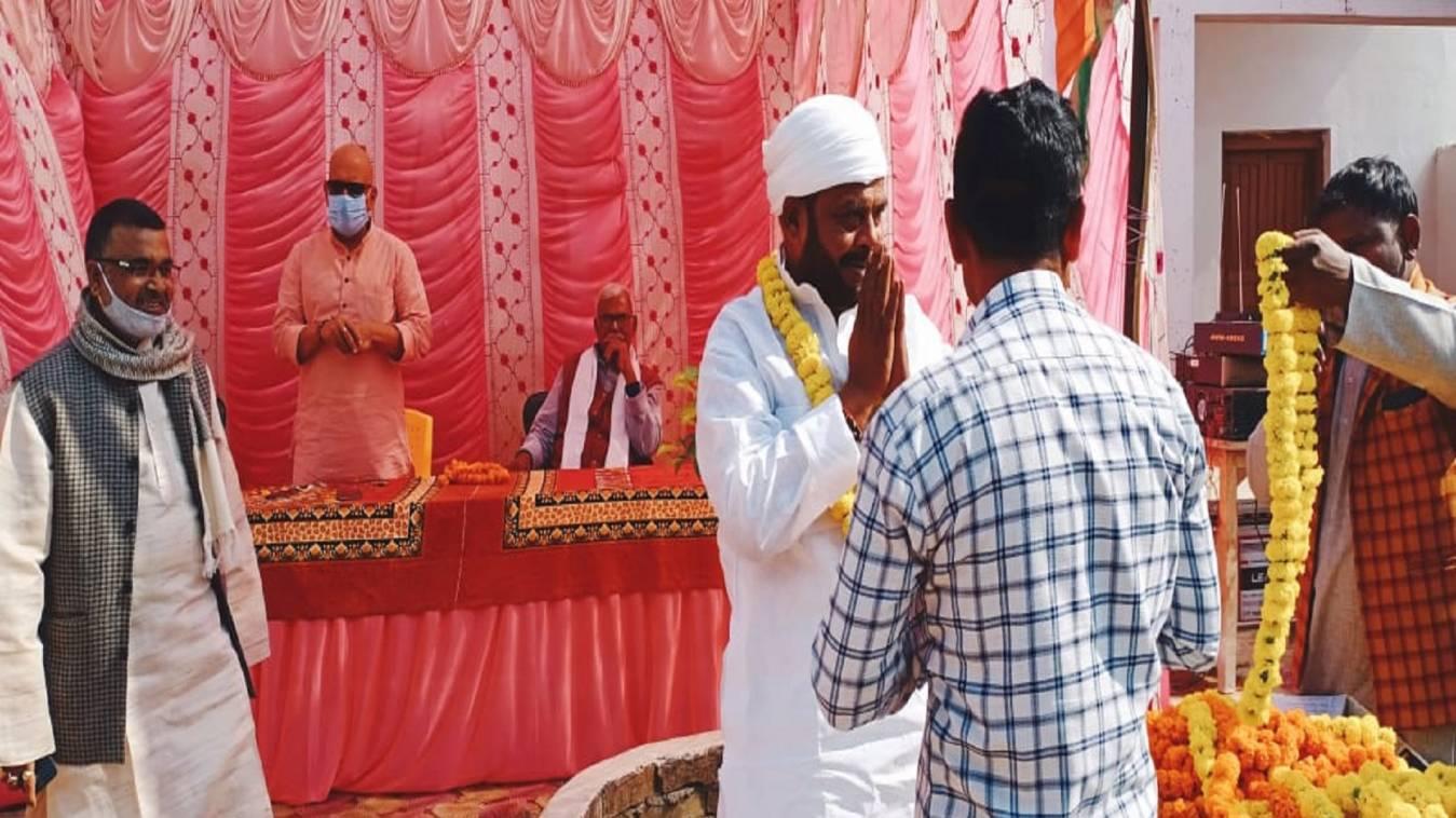 पूर्व राज्यमंत्री अजय राय ने वाराणसी पिंडरा विधानसभा से बीजेपी सरकार साधा निशाना