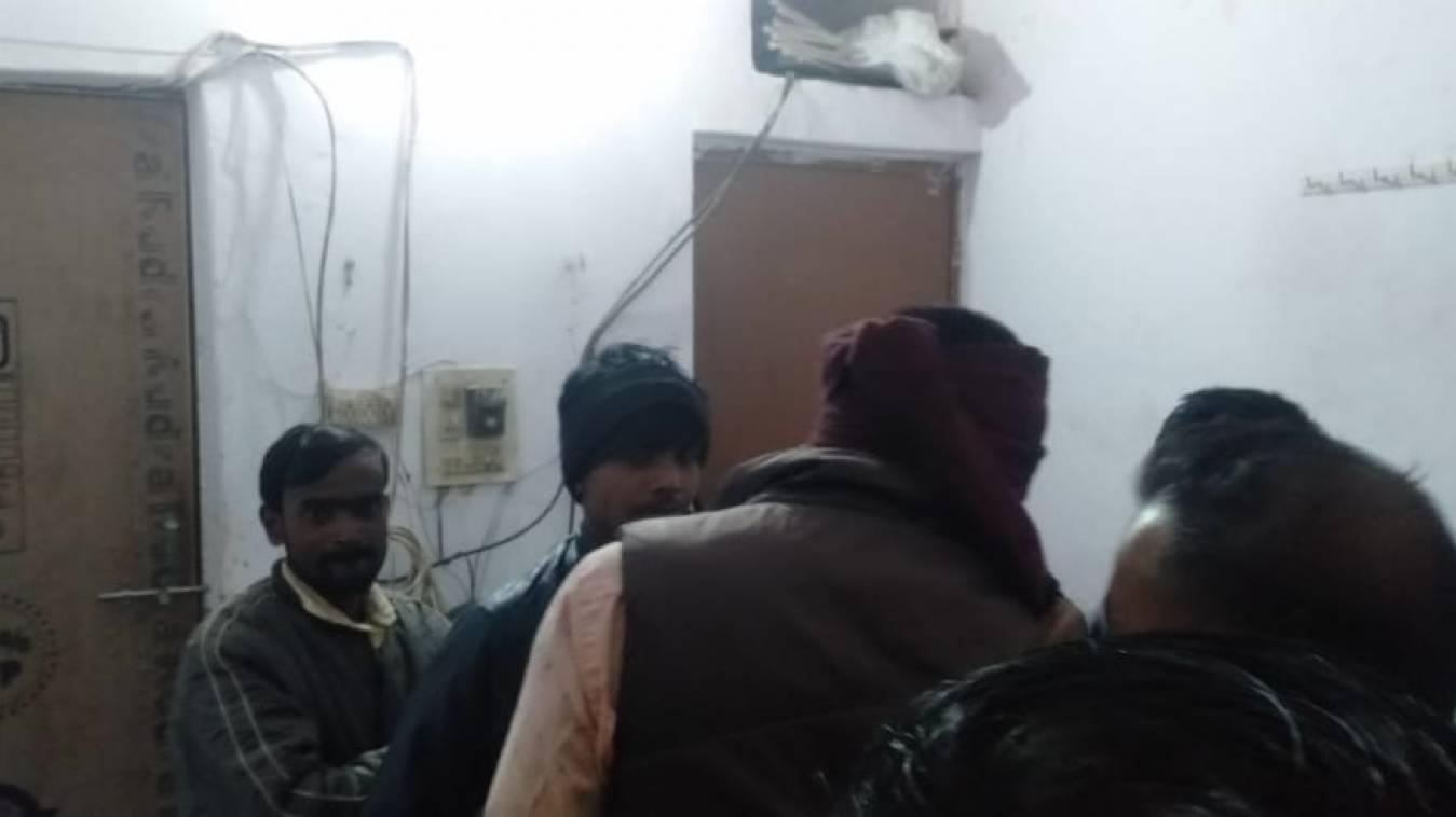 शहर में बढ़ते अपराध को रोकने के लिए शिवपुर पुलिस की नई पहल