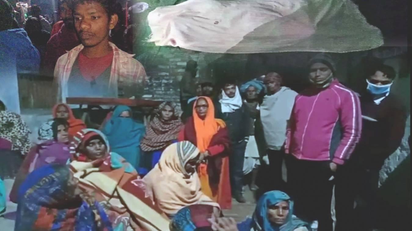 वाराणसी: पत्नी को मारकर घर में किया दफ़न, बेटे के शक़ पर खुला मामला