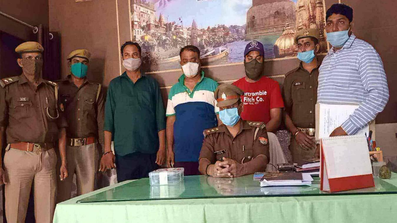 चाय विक्रेता को गोली मारने वालों को पुलिस ने धर दबोचा