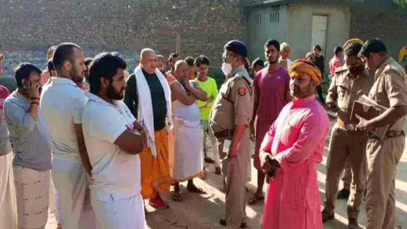 राम की नगरी में नागा साधु की ईंट से सिर कूच कर नृशंस हत्या