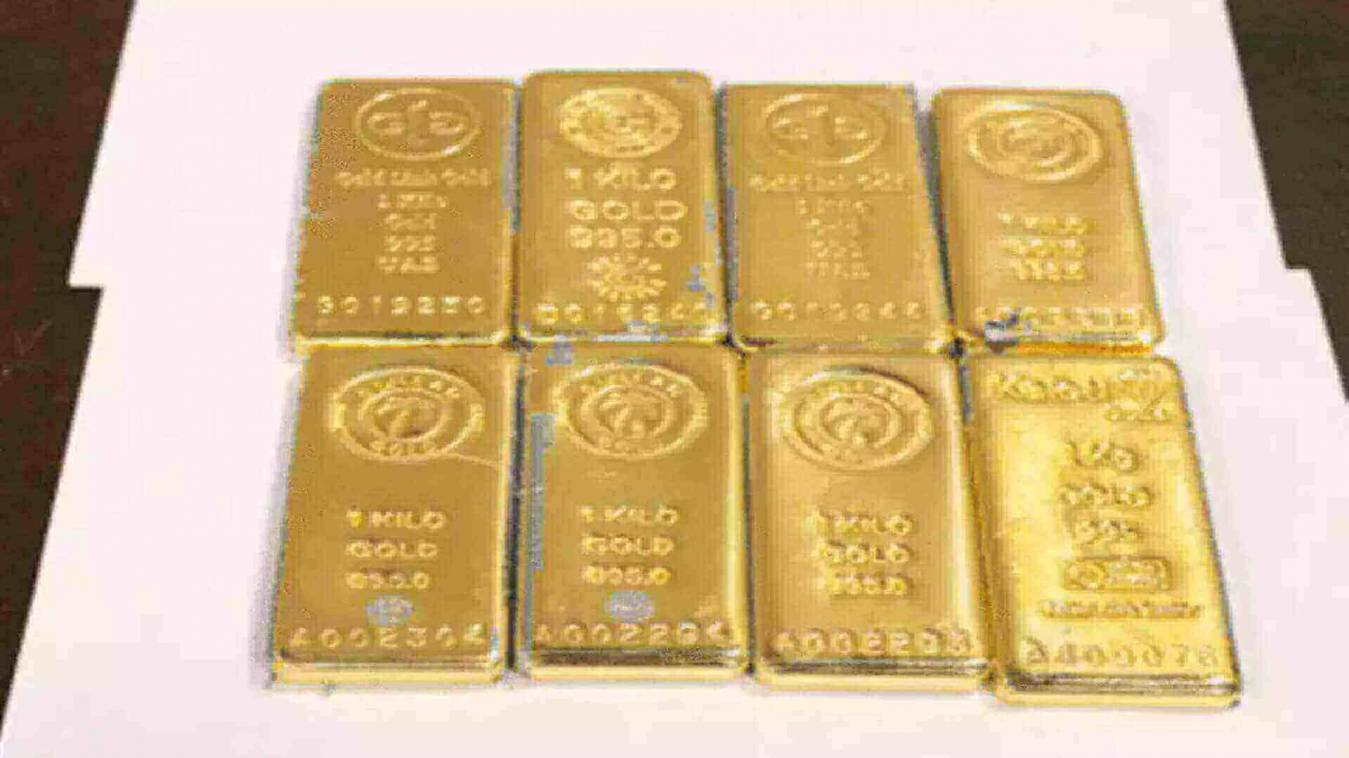 बनारस का अवैध सोना मुंबई में हो जाता है वैध