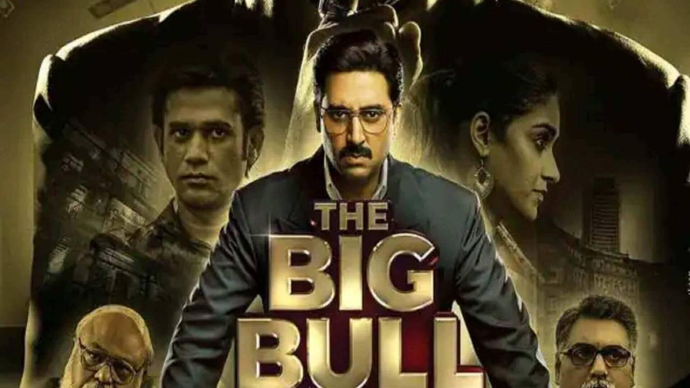 The Big Bull में अभिषेक बच्चन के किरदार को यूजर ने बताया 3rd class