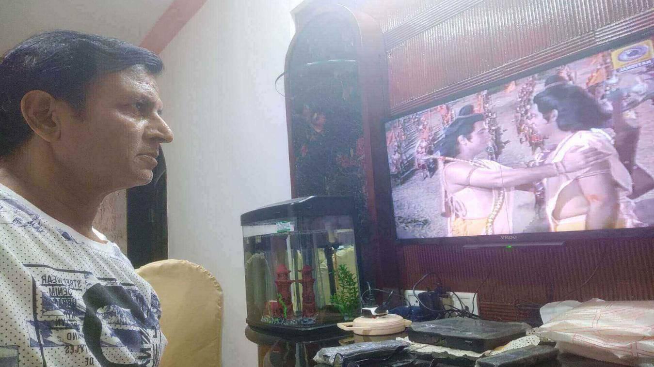 'लक्ष्मण' ने तस्वीर के साथ कही दिल की बात...
