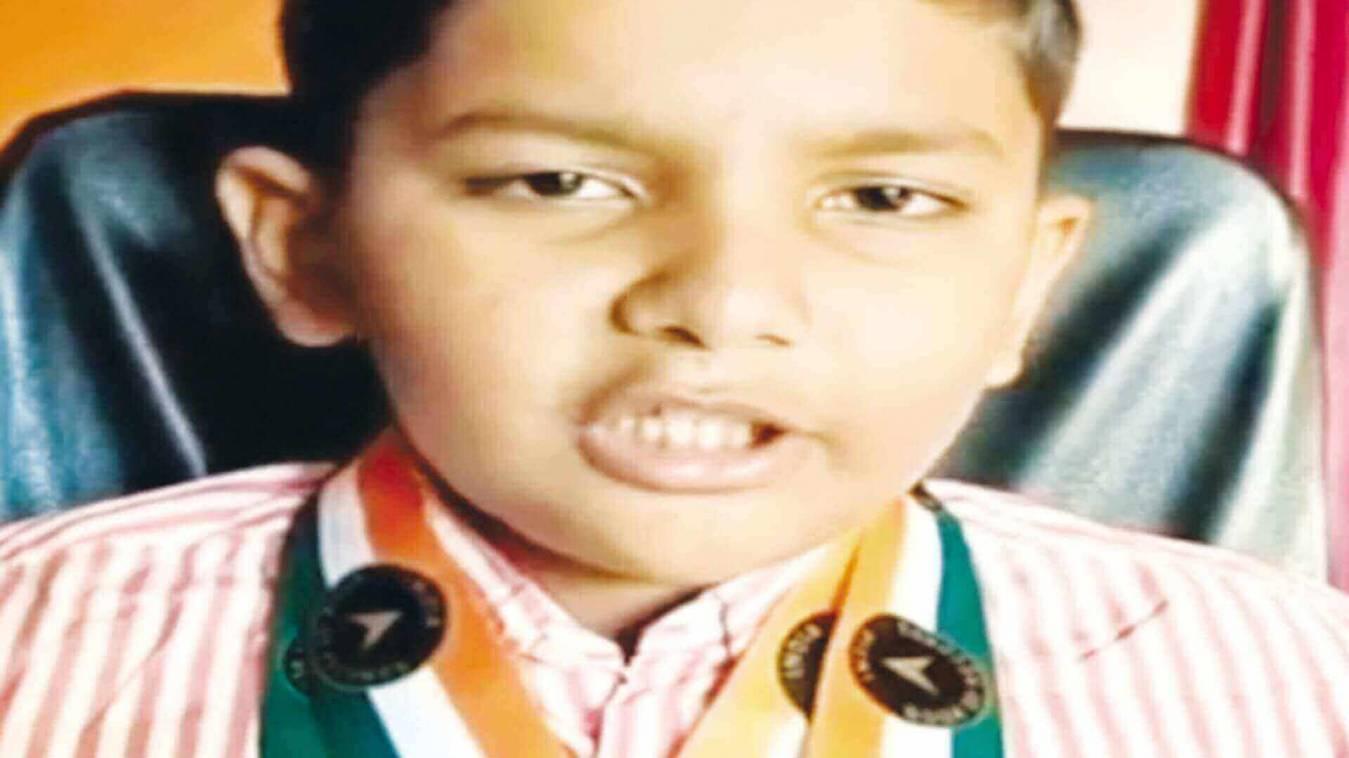 छह साल के तीरंदाज अर्जुन ने रोशन किया नाम