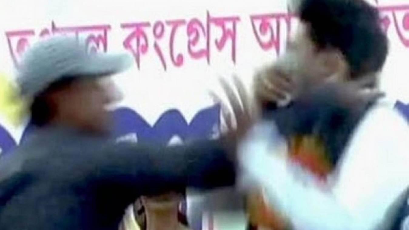 ममता के भतीजे अभिषेक को थप्पड़ जड़ने वाले भाजपा कार्यकर्ता की रहस्यमयी मौत